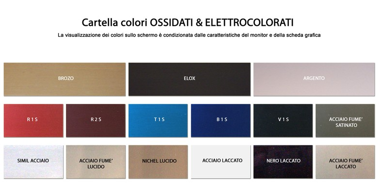 Tavola Colori Ral Pictures Picture to Pin on Pinterest ...